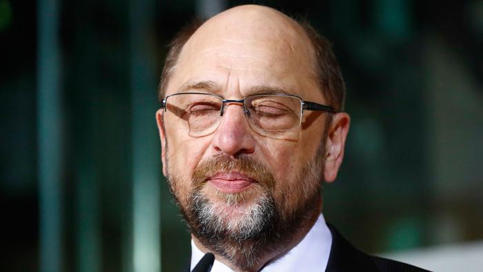 German SPD leader Schulz resigns