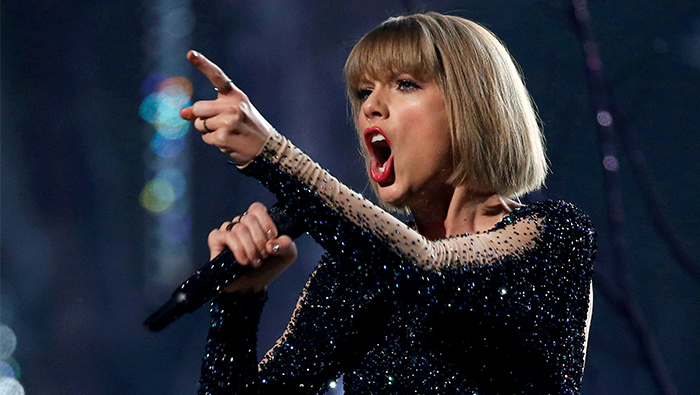 Taylor shakes off copyright lawsuit over hit song