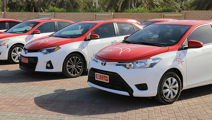 Mwasalat announces launch date of airport taxi services