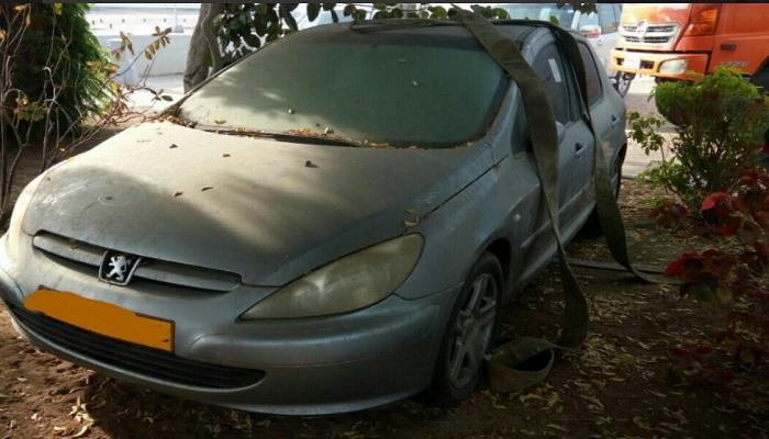مزاد لبيع السيارات المحتجزة بجنوب الباطنة.. والشرطة تعلن الشروط