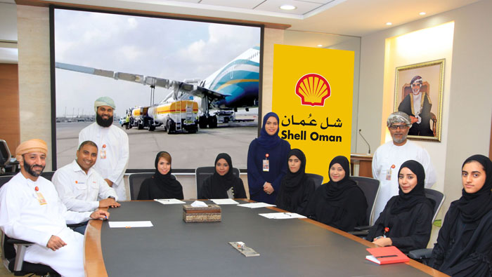 Shell Oman's aviation growth leads to sustainable job creation