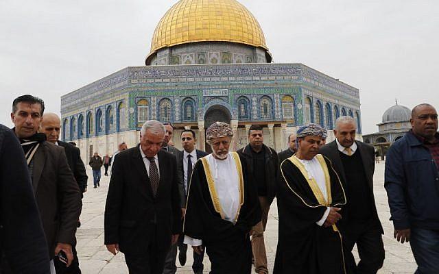بالفيديو.. ماذا قالت وسائل الإعلام العالمية عن زيارة ابن علوي إلى فلسطين؟