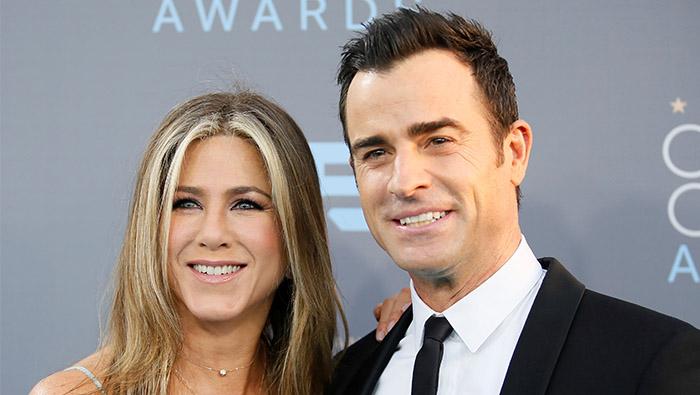 Jennifer Aniston and husband Justin Theroux separate