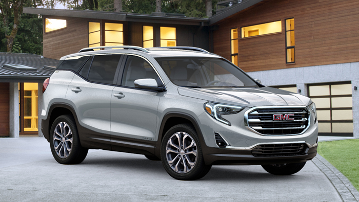 All-new 2018 GMC Terrain comes with turbocharged engines
