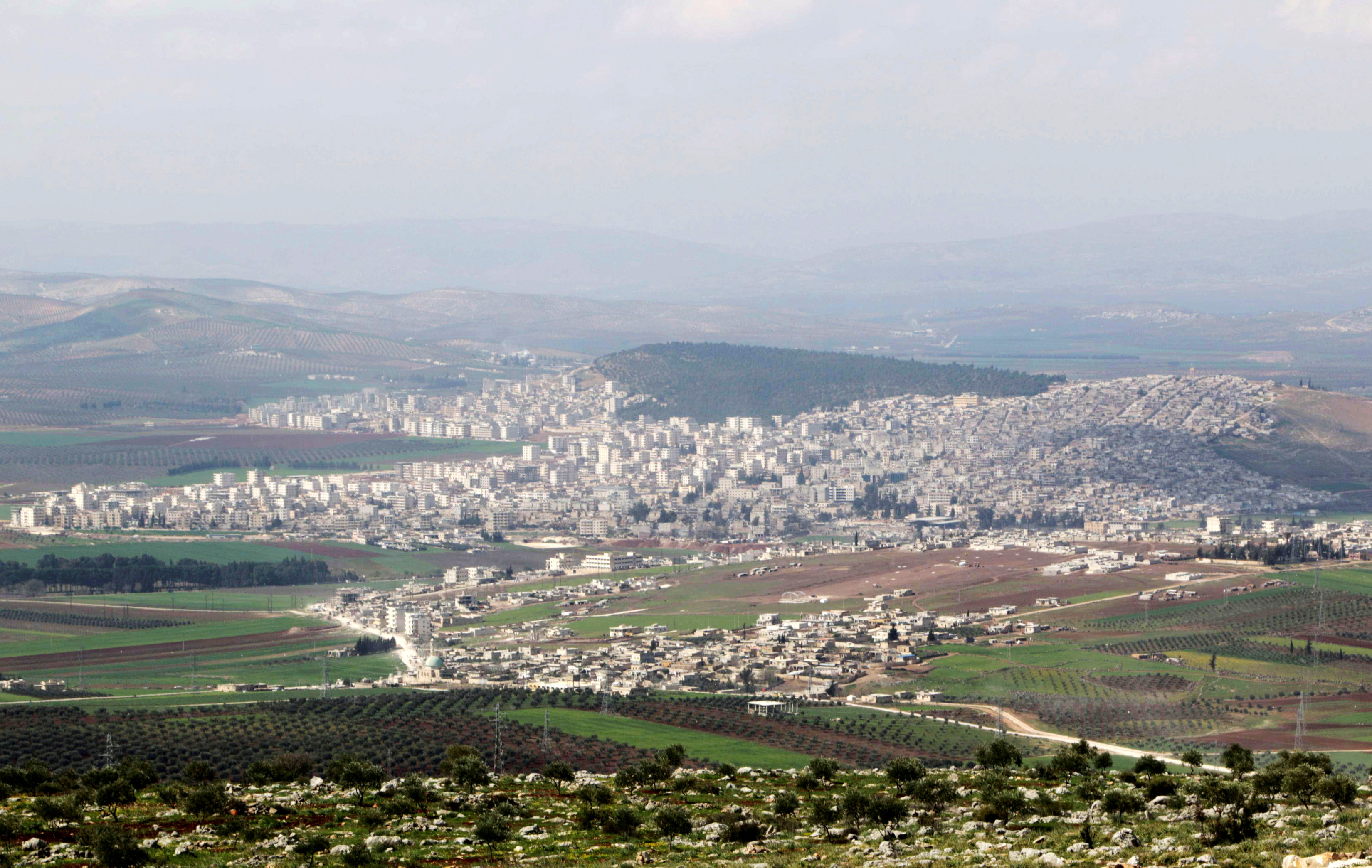 Deal for Syria army to enter Afrin: Syrian Kurdish official