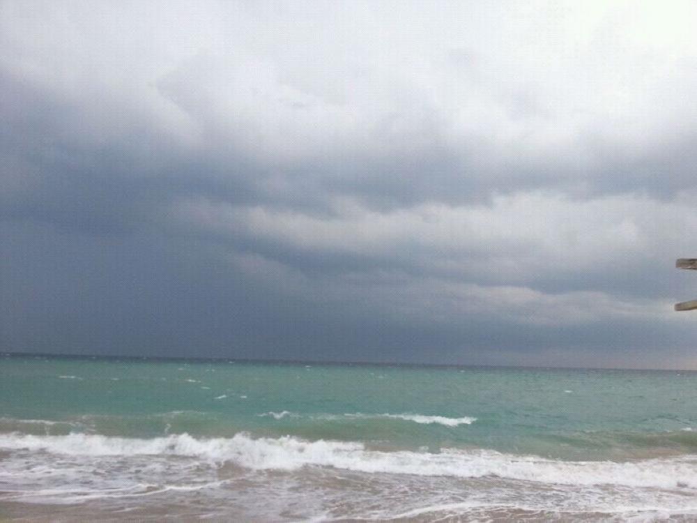 تنبيهان في حالة الطقس اليوم