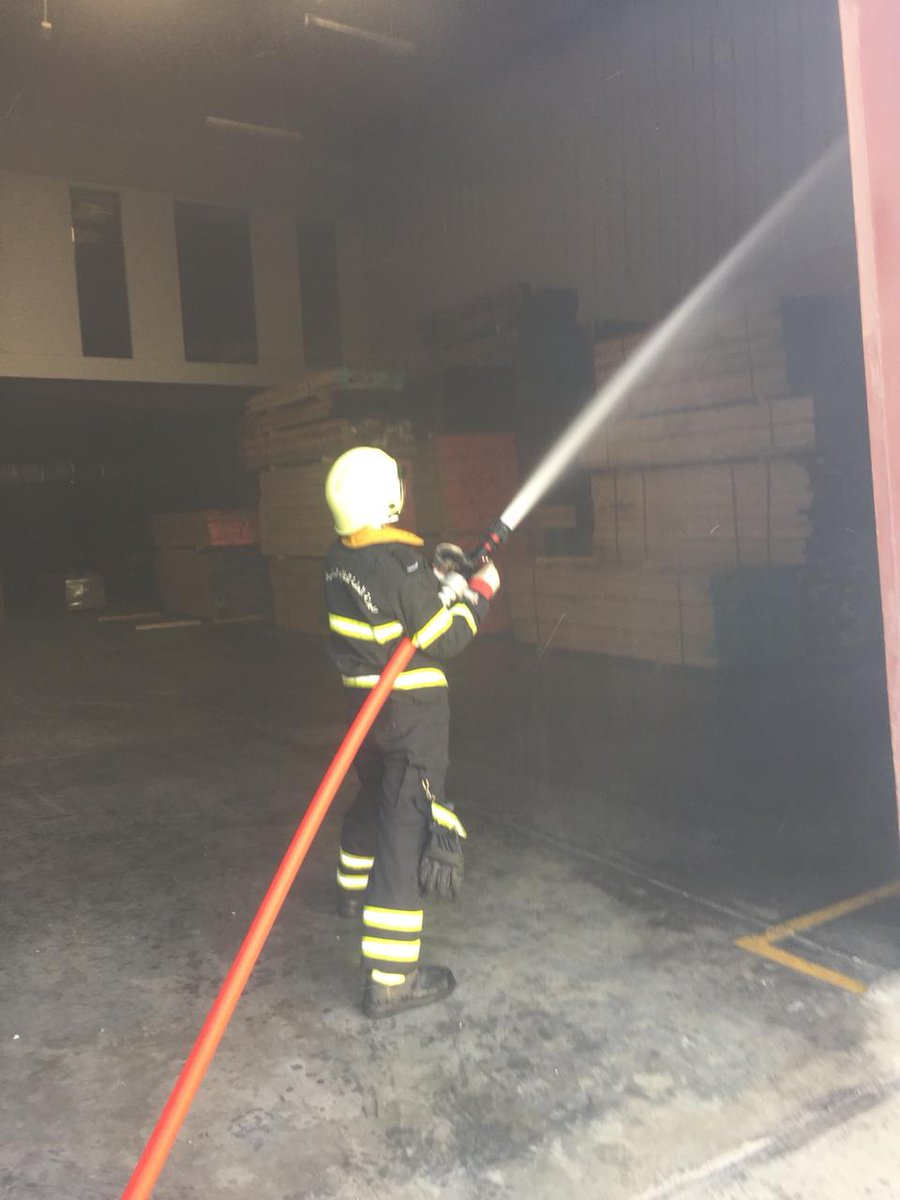 Fire at medical storage facility in Oman extinguished