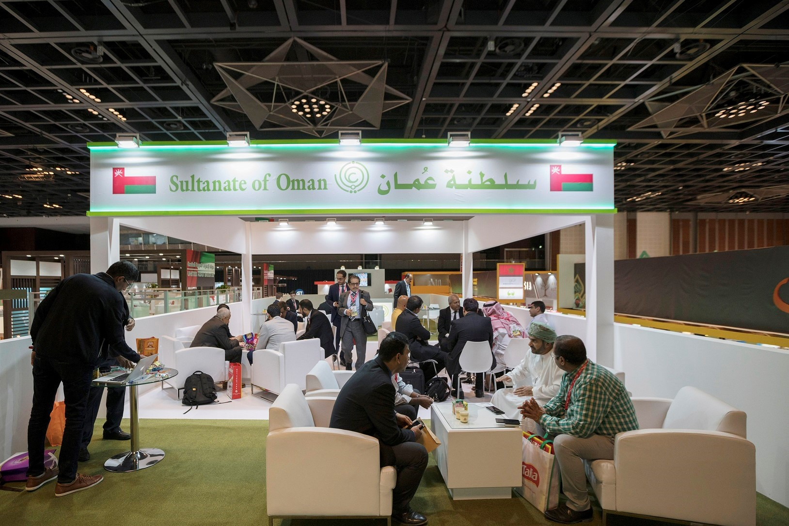 Omani firms receive export orders at Gulfood Expo