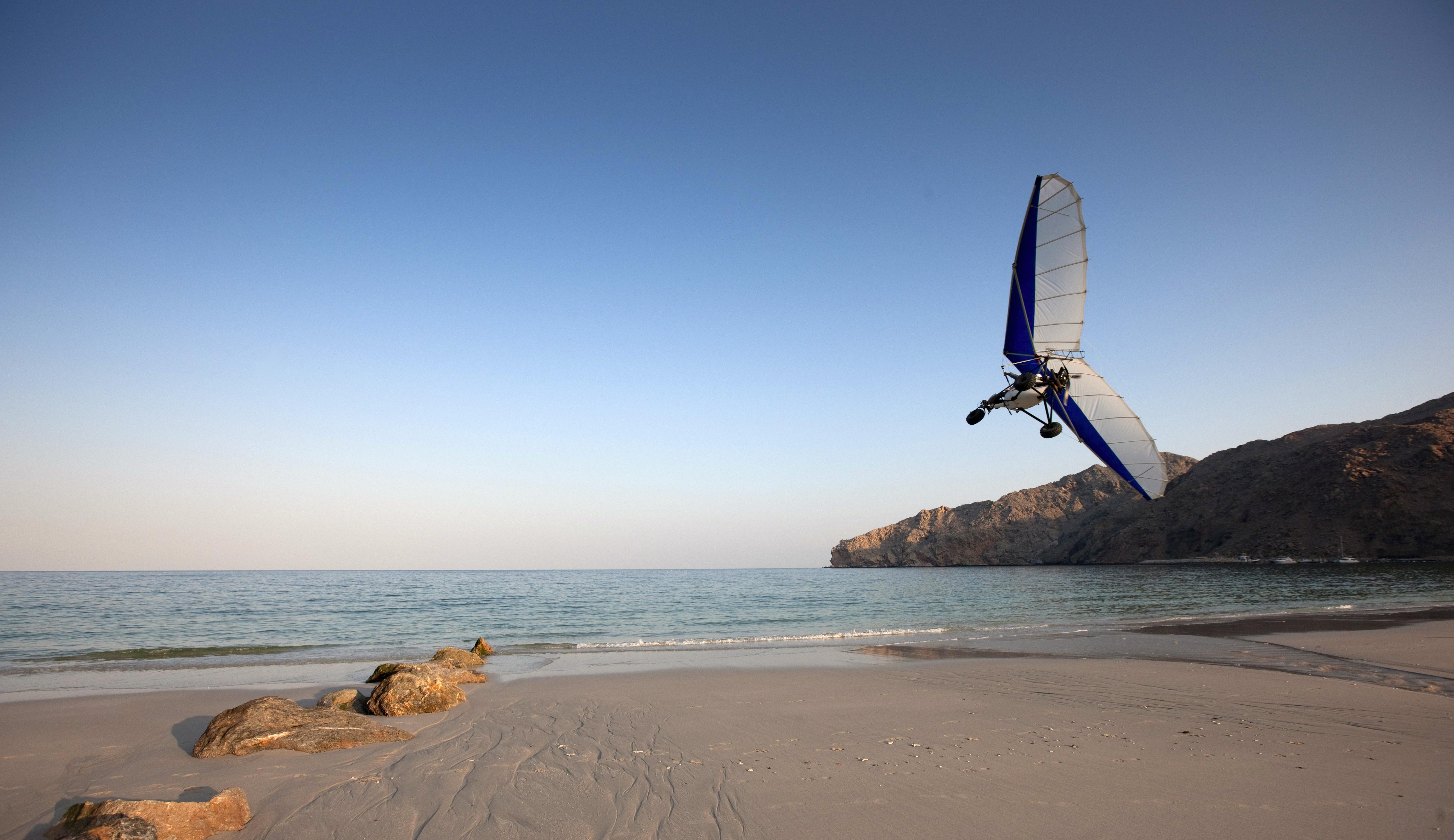 Six Senses Zighy Bay offers many activities