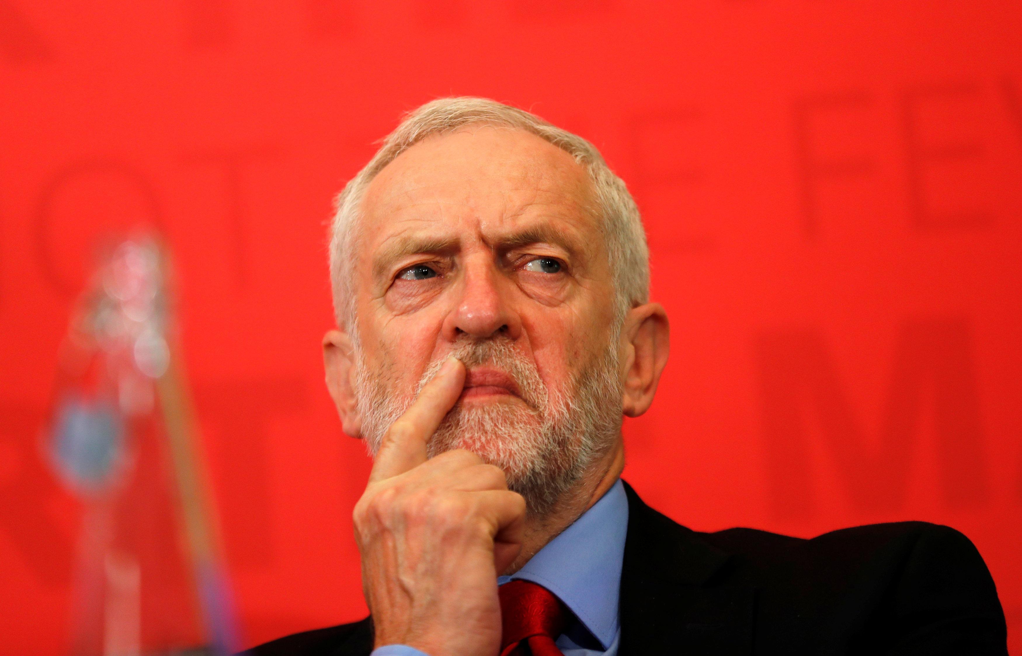 Finance will serve UK under Labour government, warns Corbyn