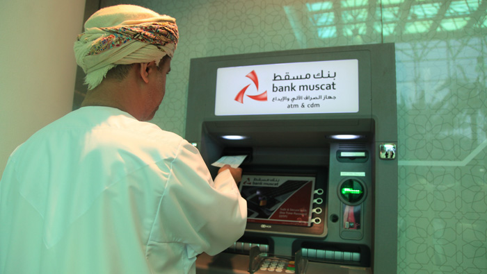 Bank Muscat cheque deposit facility on CDMs evokes strong response