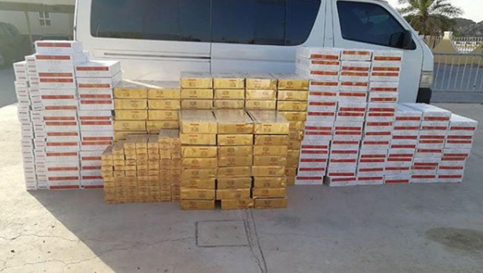 Two arrested for smuggling alcohol in Oman