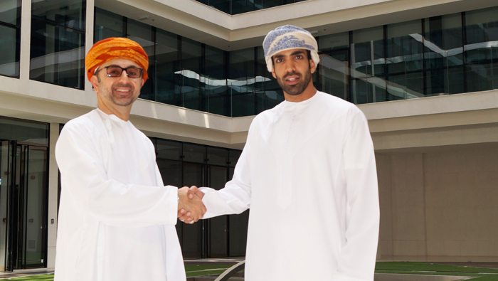 Aqar hands over The Office building units to customers