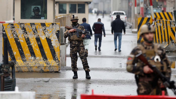18 soldiers killed in Taliban attack on Afghan army post