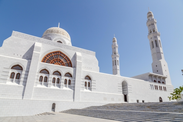 More than 16,000 registered mosques in Oman