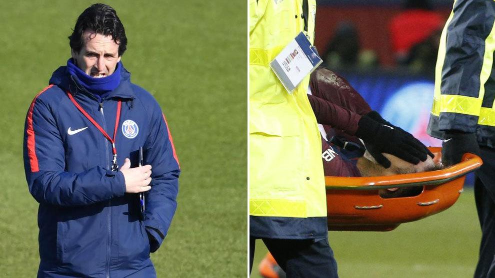 نيمار لن يخضع لجراحة وقد يشارك أمام ريال مدريد