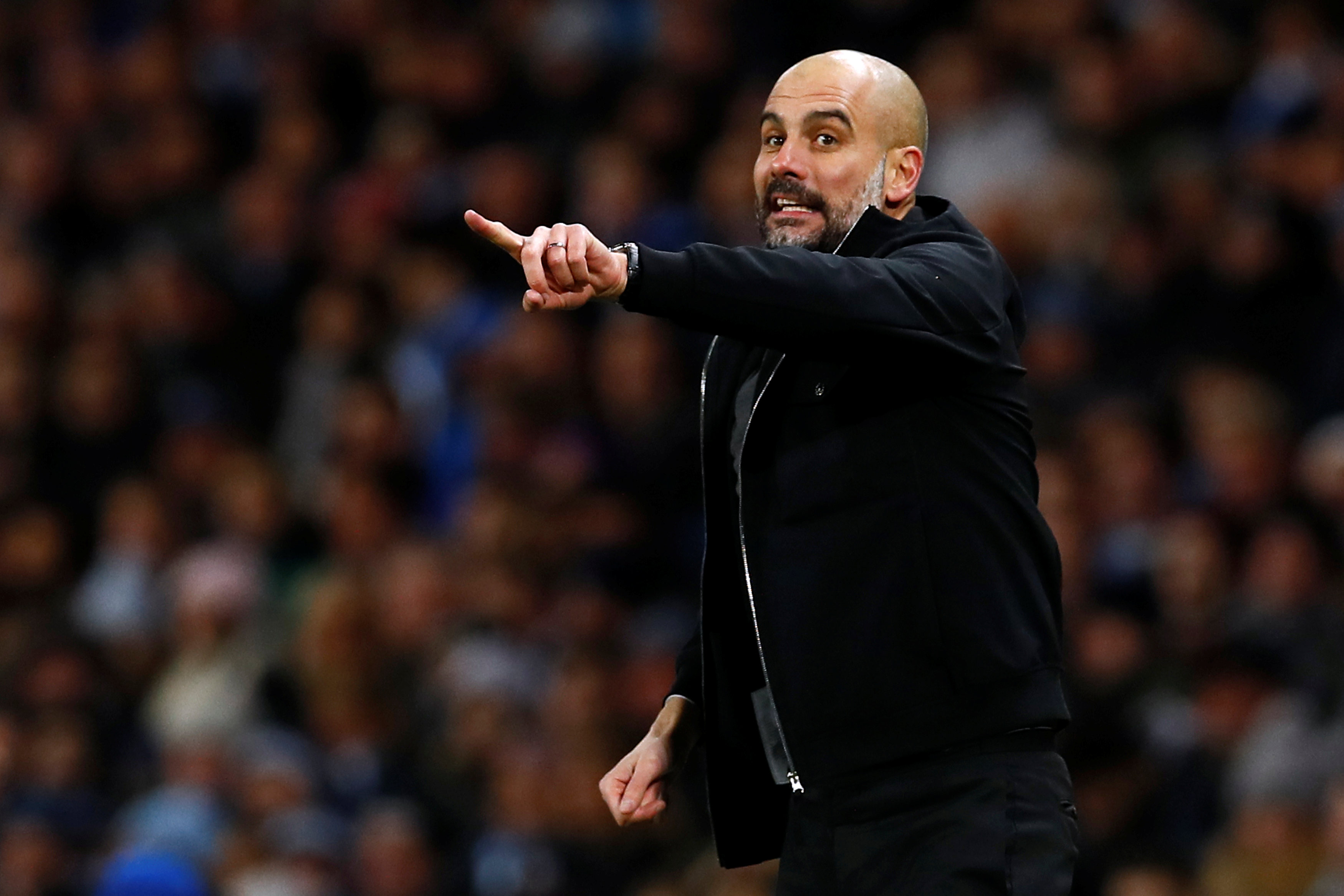 I won't concede title if in United's position: Guardiola