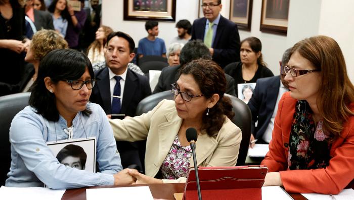 Peru rights victims kin ask court to annul Fujimori pardon