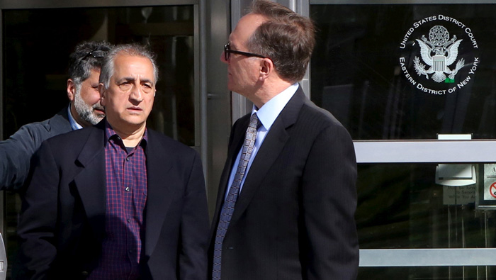 Former consultant to Iran's UN mission gets 3 months prison