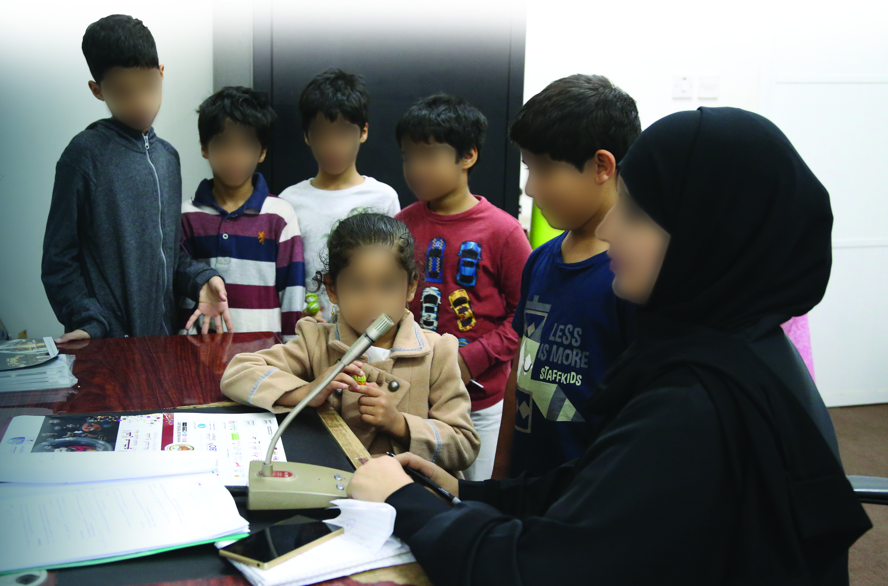 30 lost children a day at Muscat Festival in Oman
