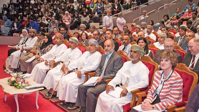 Focus on technology, innovation at Sultan Qaboos University nursing meet in Oman