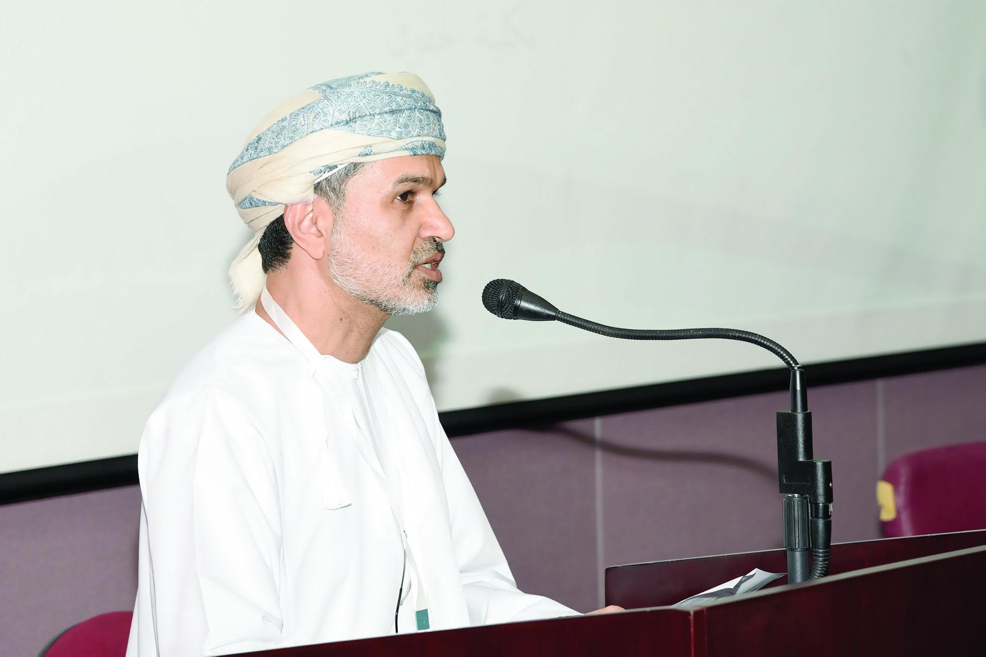 افتتاح الملتقى الثقافي الثاني في جامعة السلطان قابوس