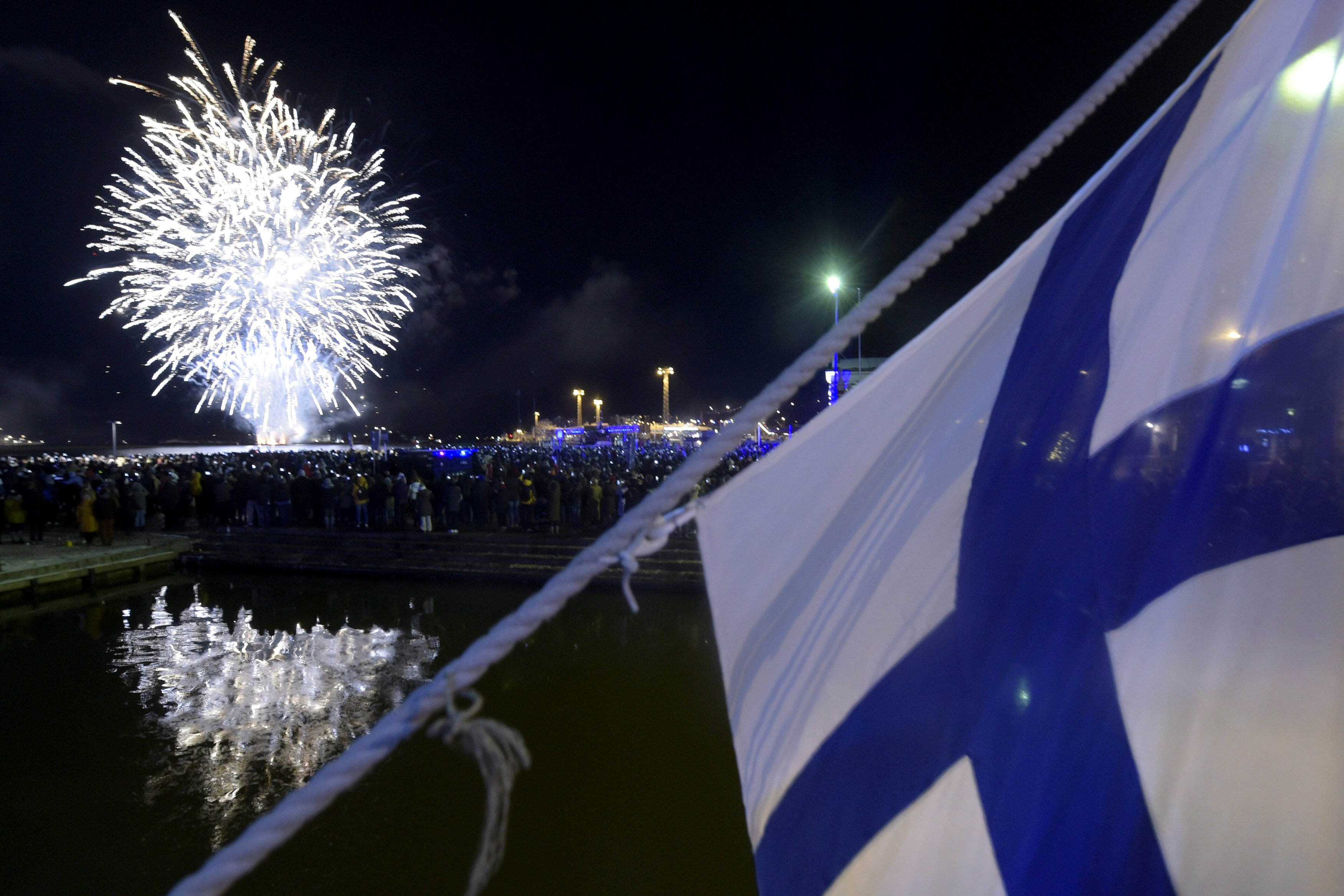 Finland is world's happiest country