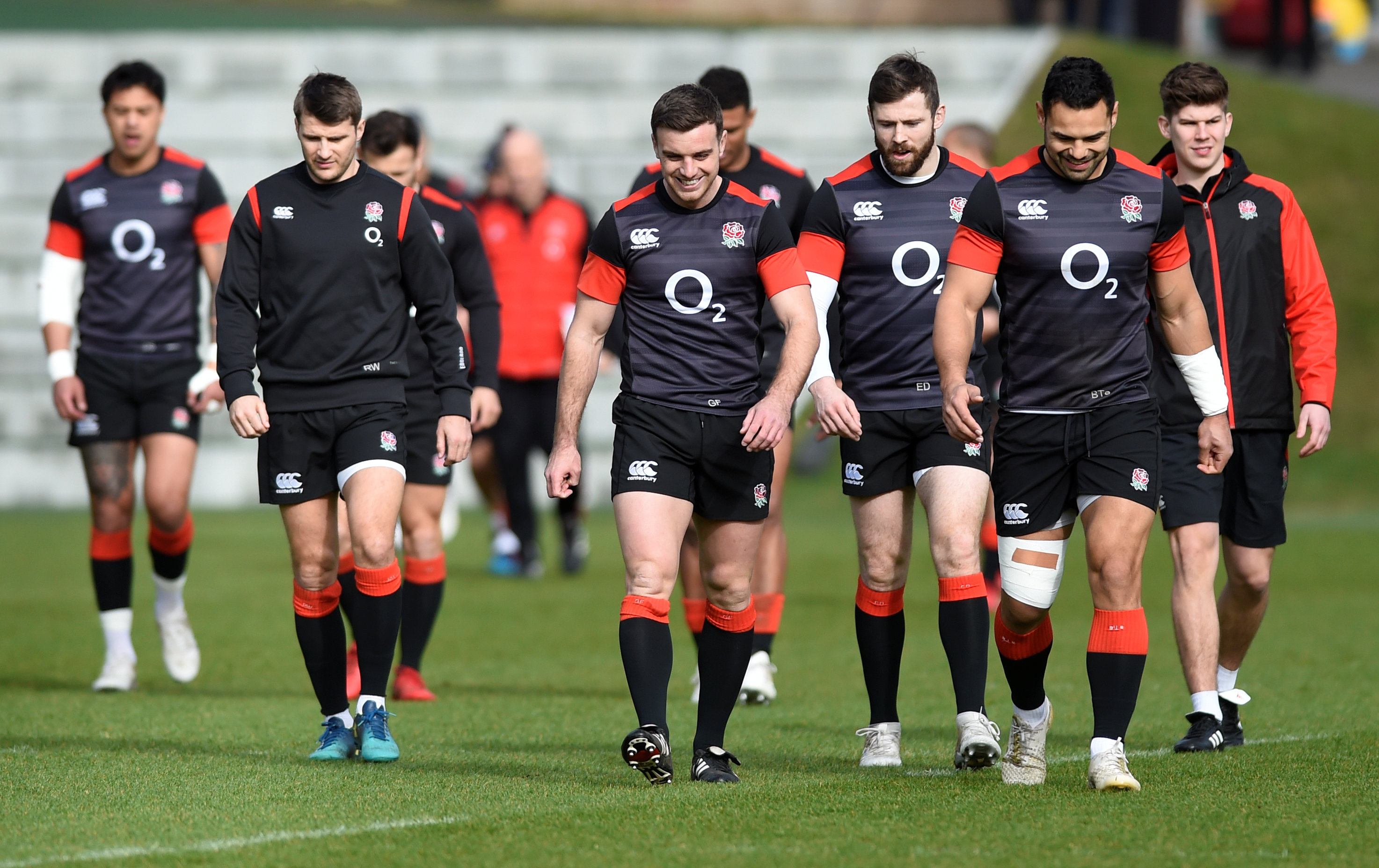 Rugby: England's Hughes, Lawes out for three months due to injuries