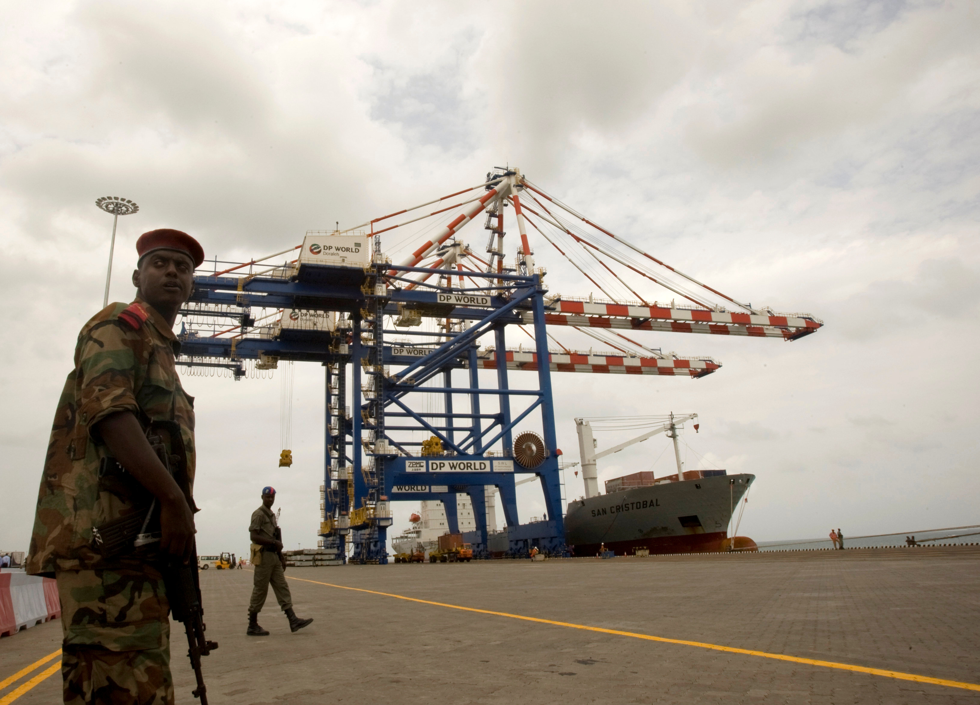Container port to remain in state hands, says Djibouti