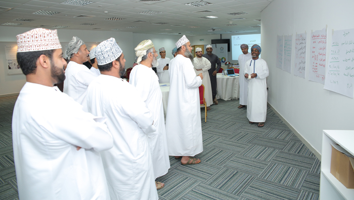 National Finance holds 8th 'Calculate it Right' workshop in Muscat