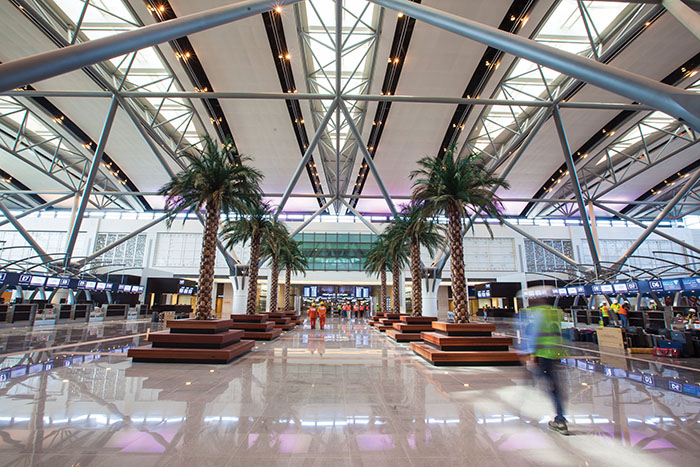 Oman set to soar with new airport