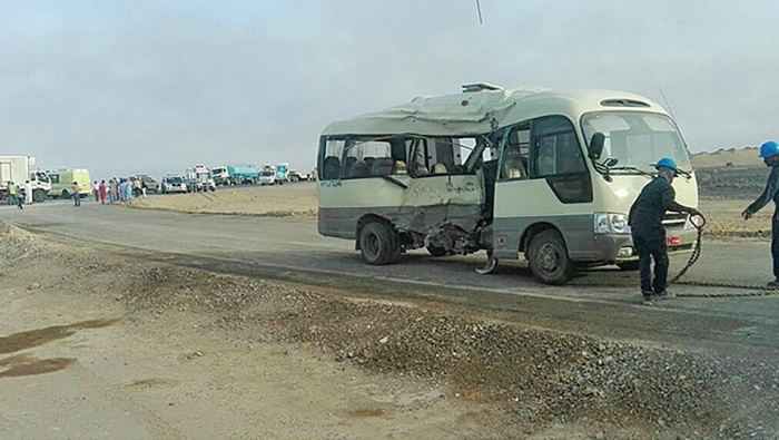Child's death in school bus accident spurs call for driver training in Oman