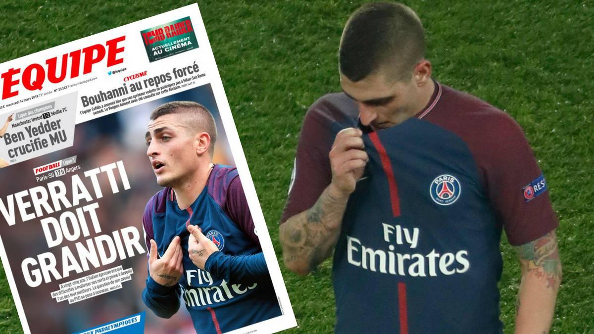 لاعب باريس سان جيرمان يعرض نفسه على برشلونة والنادي يرفض