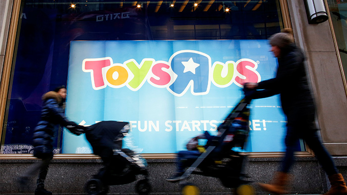 Toys 'R' Us to close U.S. stores, leaving void for toy lovers