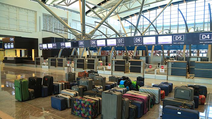 New Muscat International Airport starts live trial flights