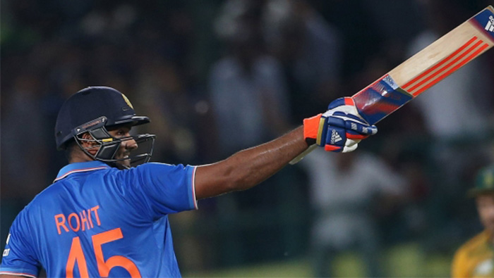 Cricket: Rohit returns to form to guide India into final of T20 tri-series
