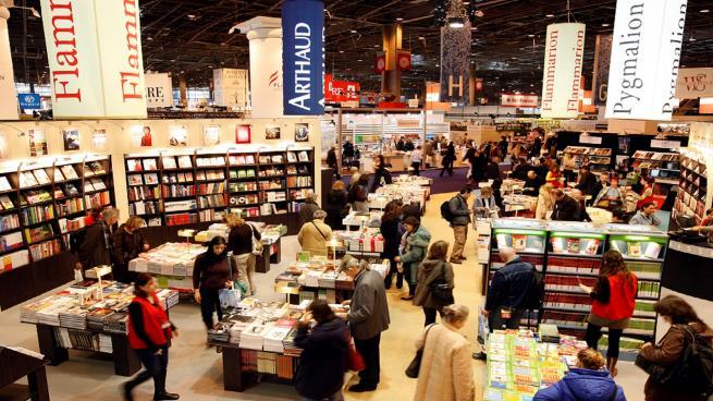 غدًا.. السلطنة تشـارك فـي معرض باريس الدولي للكتاب الـ 38