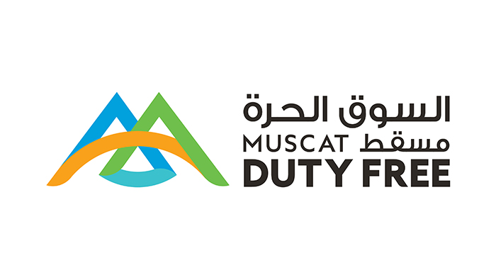 Muscat Duty Free launches new logo