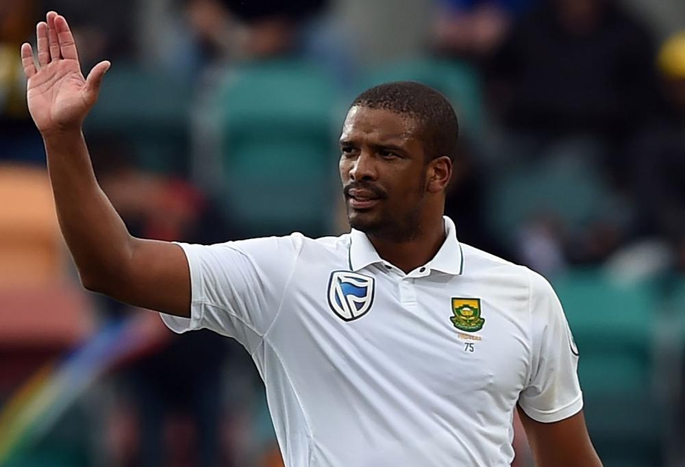 Cricket: Philander denies making Smith remarks, says account hacked