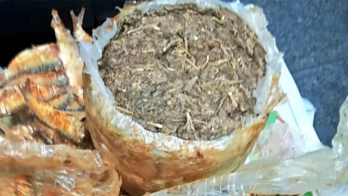Marijuana smuggling attempt foiled at Muscat airport