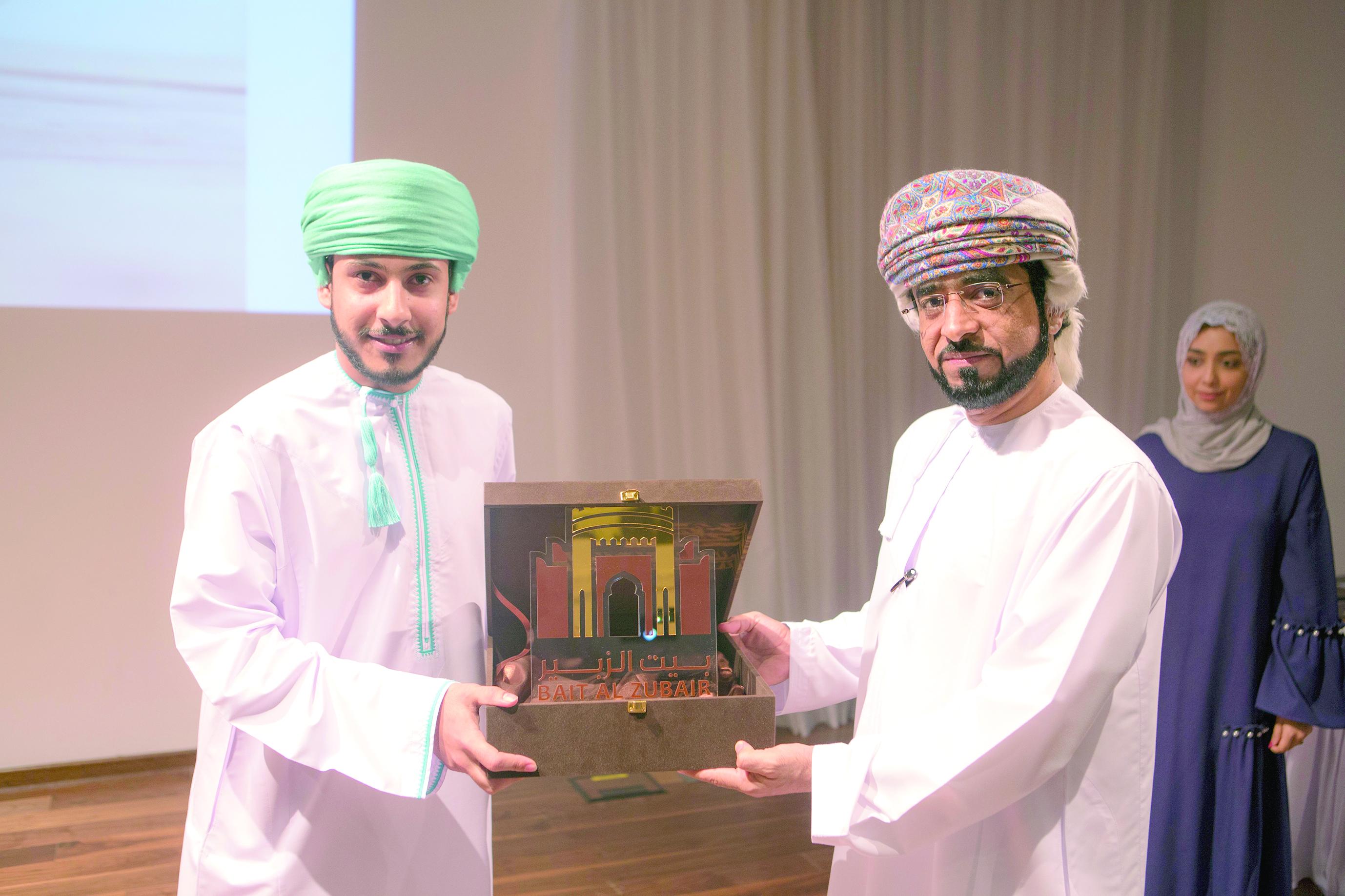 ختام مسابقة «بيت الزبير» للجماعات الطلابية الثقافية
