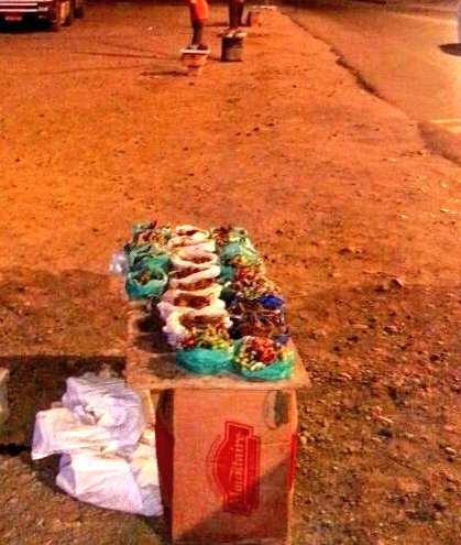 Expat street vendors arrested in Oman