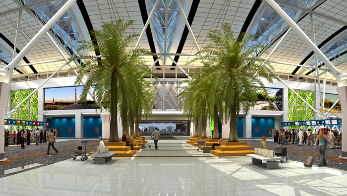 In sync with global trend, Muscat's new airport to be a 'silent' one