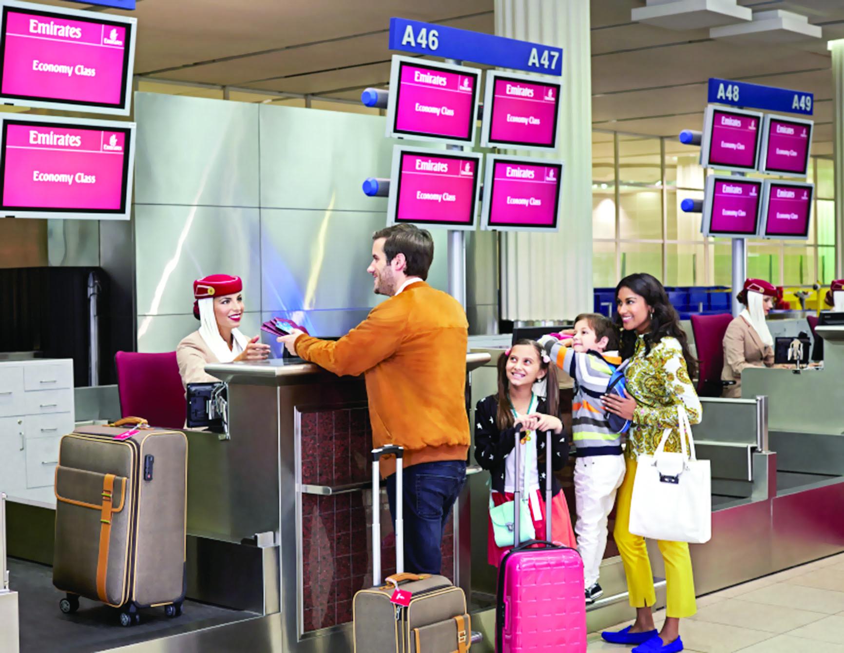 طيران الإمارات تتوقع أعداداً قياسية في إجازة الربيع