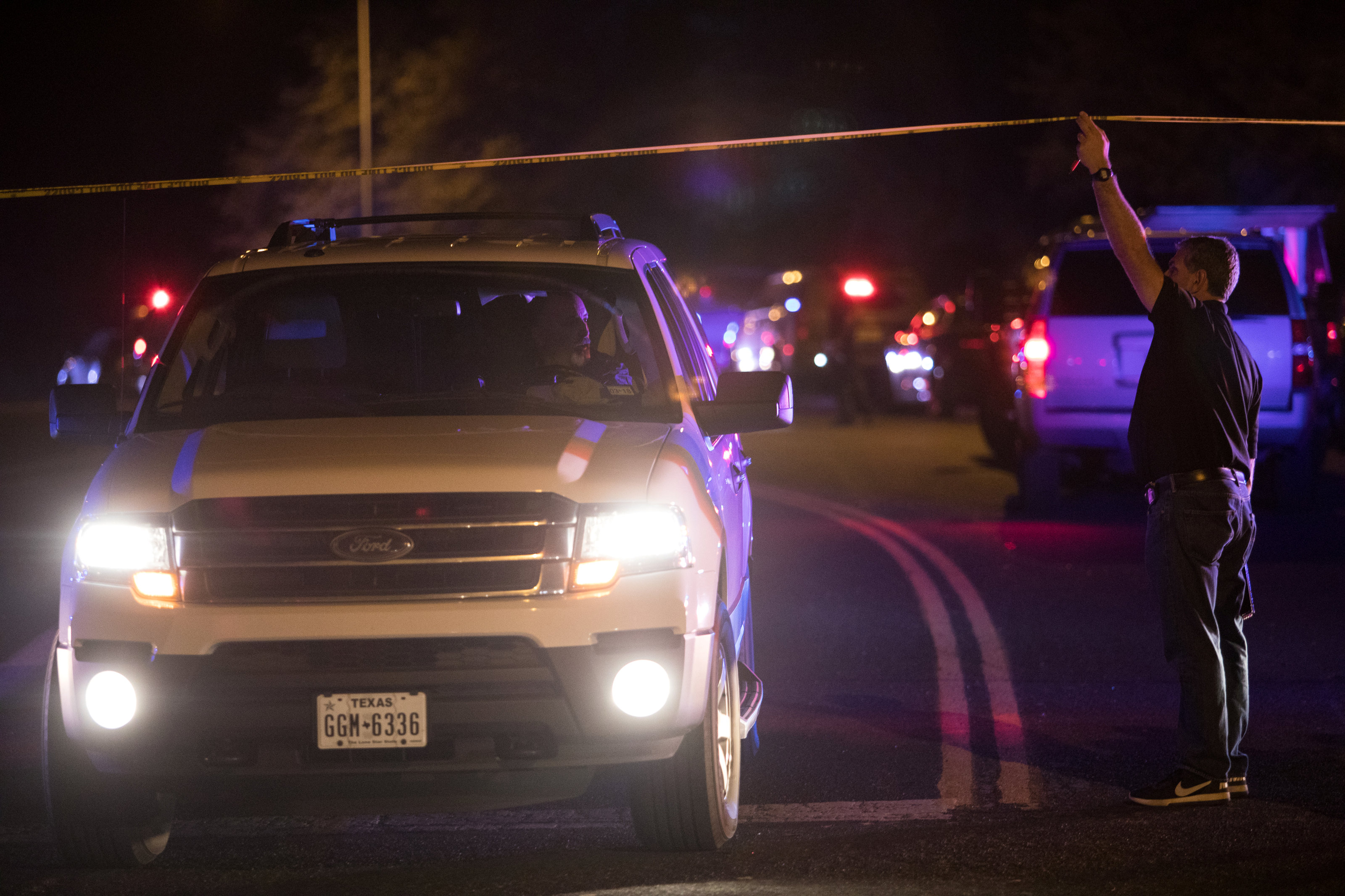 Trip wire may have set off bomb in Austin: Police