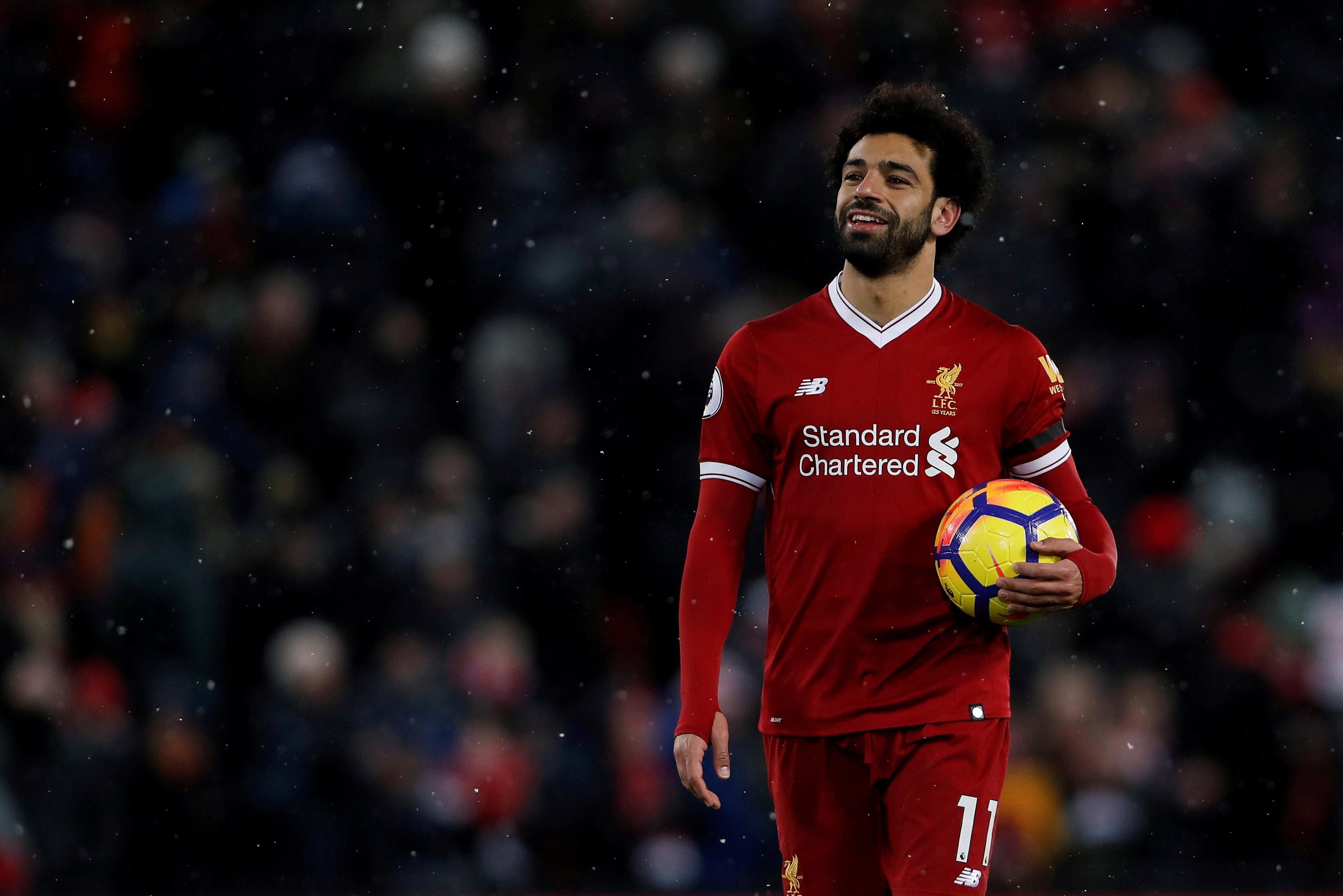 Salah giving Liverpool confidence like Suarez did: Henderson