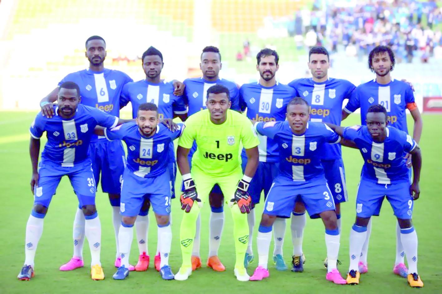 النصر يخوض مباراة ودية تحضيرا للكأس الغالية
