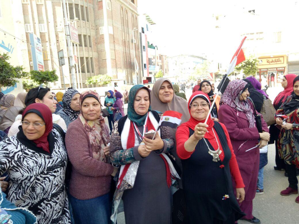 لماذا يصوت المصريون بكثافة في اليوم الأخير؟