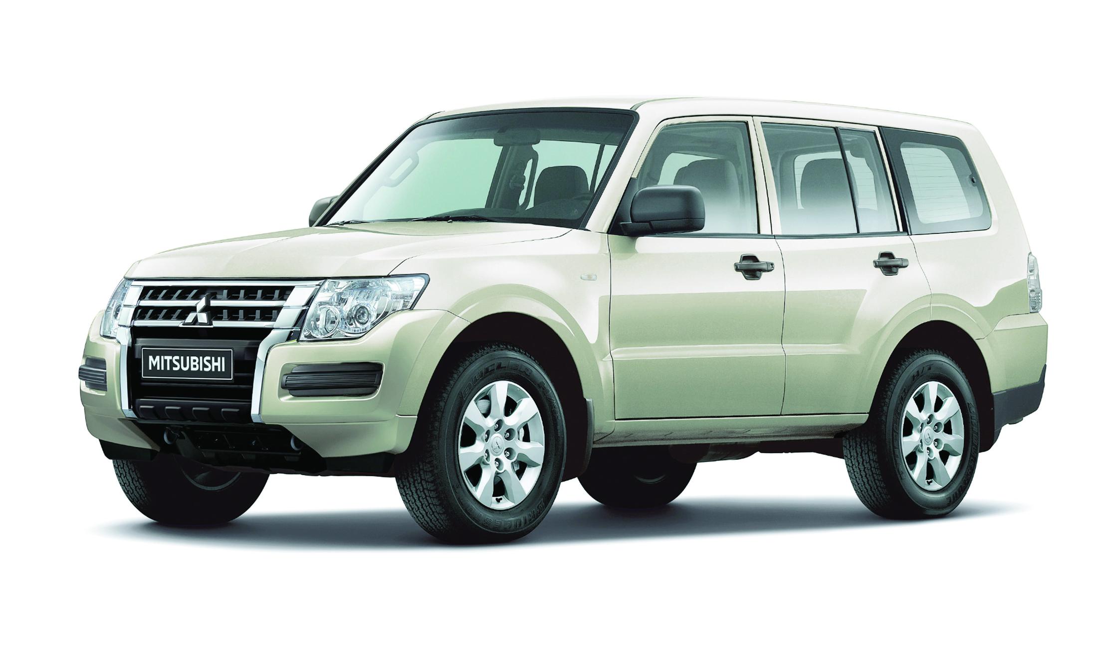 «العامة للسيارات» تقدم «باجيرو» بعروض مميزة