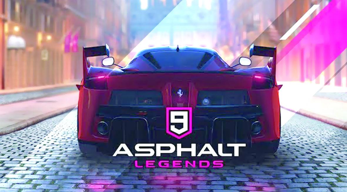 Asphalt 9 لعشاق ألعاب السيارات تصل لـ iOS
